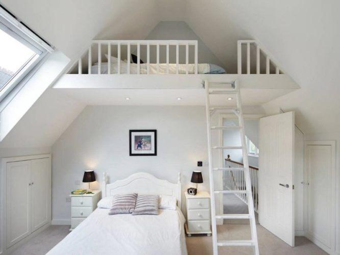 две кровати в одной спальне